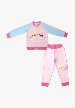 Pyjama - pink and blue