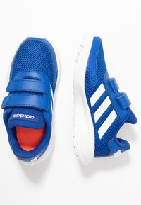adidas Performance - TENSAUR RUN UNISEX - Chaussures de running neutres - royal blue/footwear white/bright cyan - 0
