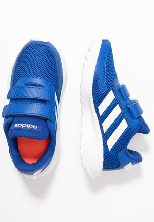 TENSAUR RUN UNISEX - Hardloopschoenen neutraal - royal blue/footwear white/bright cyan