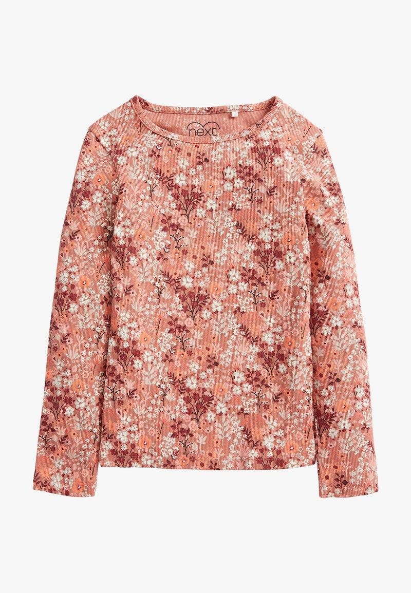 Next - Langærmede T-shirts - pink
