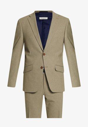SUIT - Anzug - brownish
