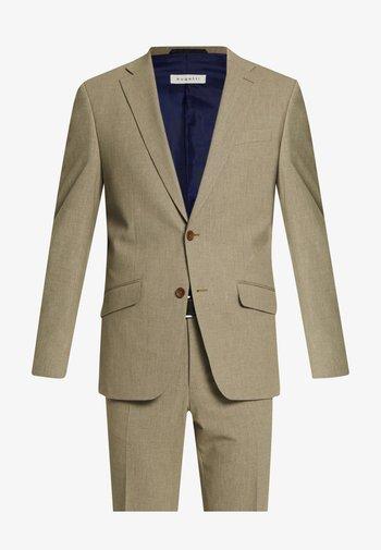 SUIT - Kostym - brownish