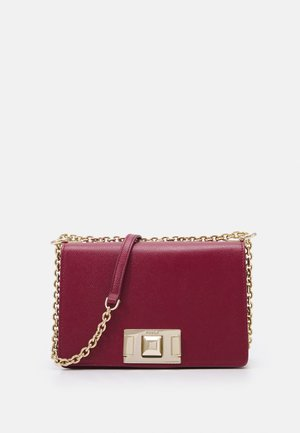 MIMI MINI CROSSBODY - Across body bag - ciliegia