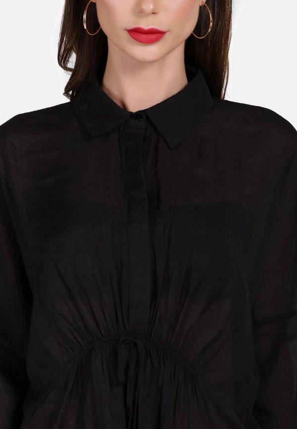 faina Koszula - schwarz/czarny CIPY