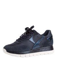 Tamaris - Sneakers laag - navy comb - 4