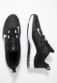 Nike Performance - AIR MAX ALPHA TRAINER 2 - Kuntoilukengät - black/white/anthracite - 1