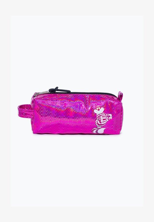 DISNEY CHESHIRE CAT PENCIL CASE - Astuccio - pink