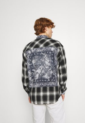 BANDANA - Summer jacket - black