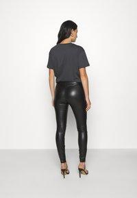 Topshop - Trousers - black - 2