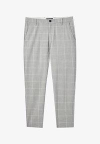 PULL&BEAR - Kalhoty - light grey - 5