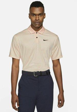 Poloshirts - crimson tint/black