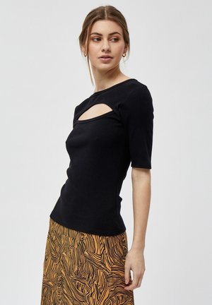 DAREEN  - T-shirt basic - black
