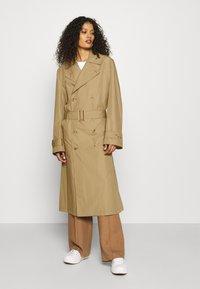 Hope - DUAL COAT - Trenchcoat - beige - 0