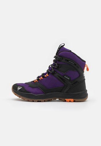 AGADIR - Fjellsko - purple
