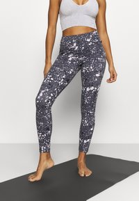 L'urv - GREAT SOUTHERN  - Leggings - mottled dark grey - 0