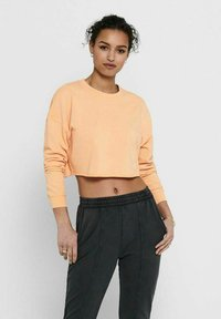 ONLY - Sweatshirts - coral sands - 3