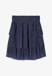 Name it - A-line skirt - dark sapphire - 0