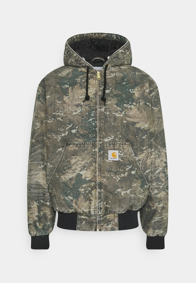 Carhartt WIP - ACTIVE JACKET DEARBORN - Light jacket - olive