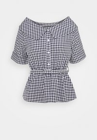 Molly Bracken - YOUNG LADIES - Button-down blouse - navy blue - 4