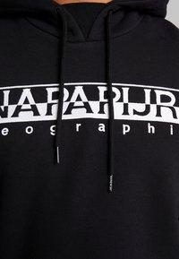 Napapijri - BERBER - Hoodie - black - 5