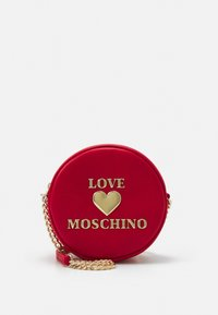 Love Moschino - BORSA  - Sac bandoulière - red - 1