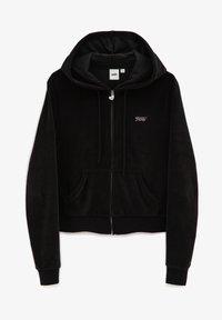 Vans - WM TOGETHER FOREVER HOODIE - Zip-up hoodie - black - 3