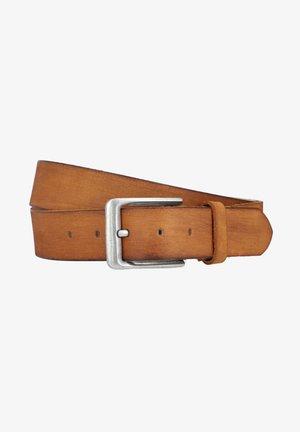 KRISTAN - Belt business - braun