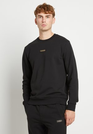 DICAGO - Sweatshirts - black/gold