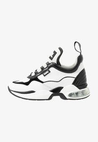 KARL LAGERFELD - LAZARE MID  - Sneakers high - white/black - 1
