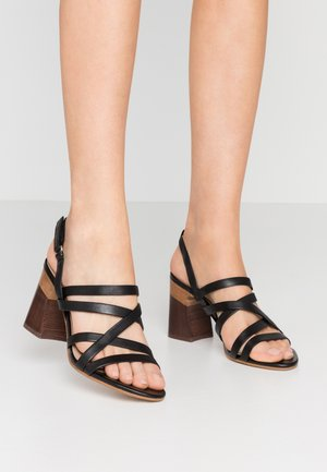 DINDILOA - Sandals - black