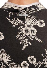 Vive Maria - Print T-shirt - schwarz allover - 5