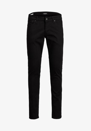 GLENN ICON - Slim fit jeans - black denim