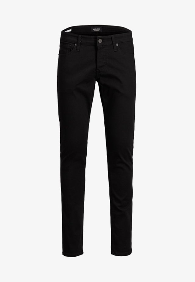 GLENN ICON - Slim fit jeans - black denim