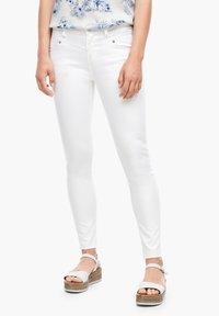 s.Oliver - Jeans Skinny Fit - white - 3