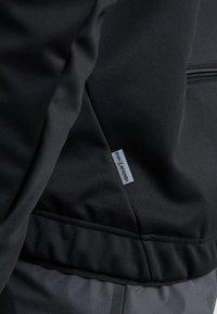 Craft - IDEAL - Chaqueta softshell - black - 6