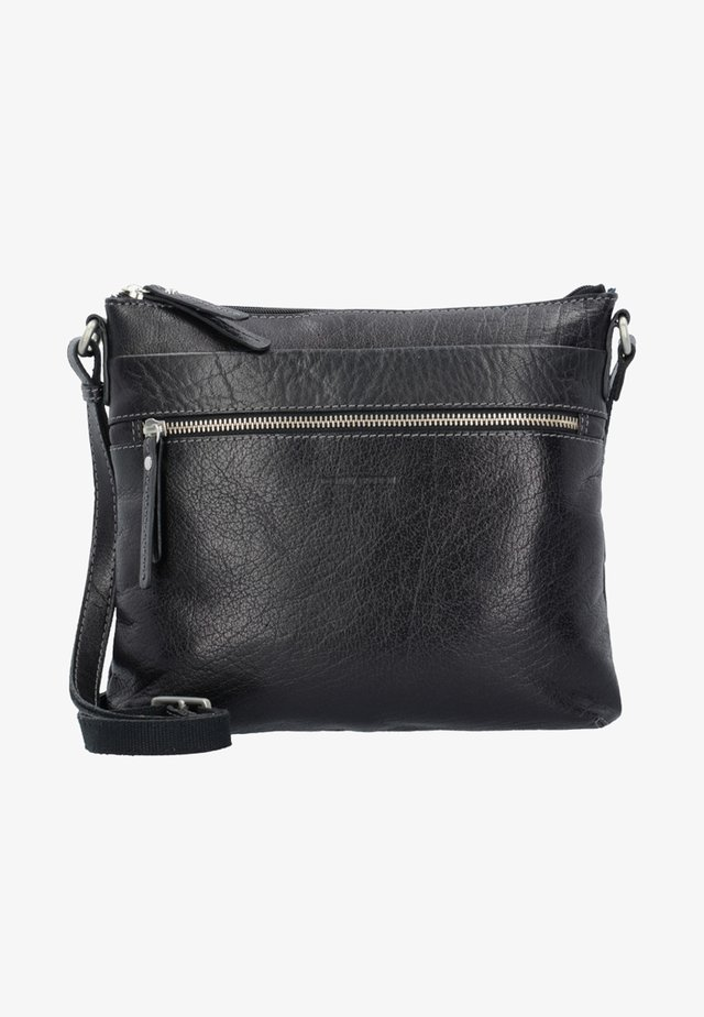 LUGANO - Across body bag - black