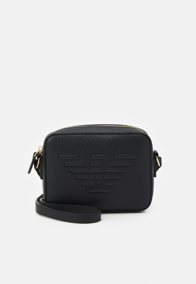 ROBERTACAMERA CASE - Across body bag - nero