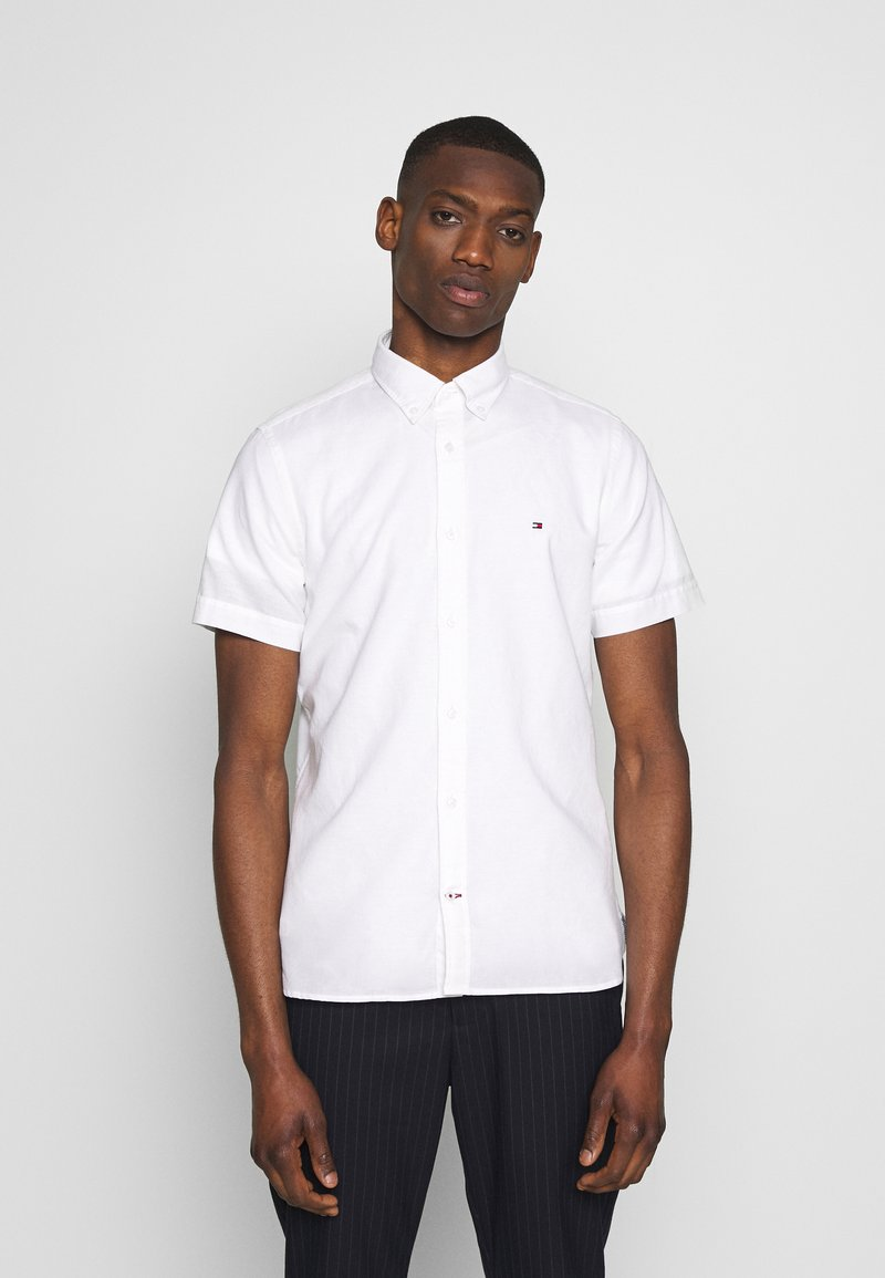 Tommy Hilfiger - SLIM SHIRT  - Shirt - white