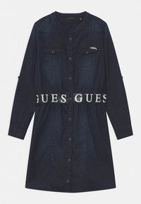 Guess - JUNIOR  - Denim dress - black denim - 0