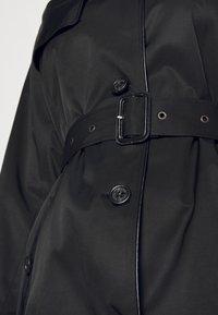 Lauren Ralph Lauren Woman - Trenchcoats - black - 5