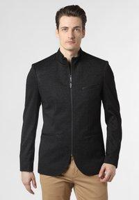 FINSHLEY & HARDING LONDON - LUCA - Blazer jacket - anthrazit - 0