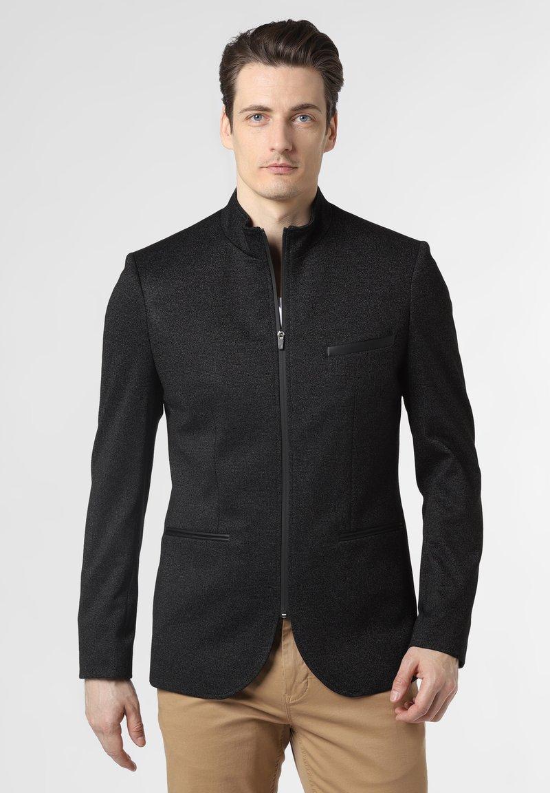 FINSHLEY & HARDING LONDON - LUCA - Blazer jacket - anthrazit