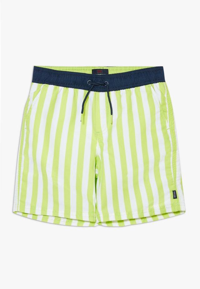 PETER - Swimming shorts - green fluor