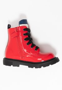 Tommy Hilfiger - Lace-up ankle boots - red - 1