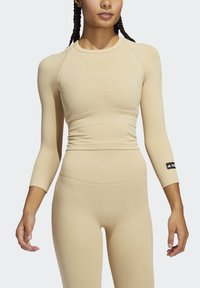 adidas Performance - FORMOTION PRIMEGREEN WORKOUT COMPRESSION - Treningsskjorter - hazbei - 3