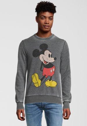 DISNEY MICKEY MOUSE CLASSIC POSE - Sweatshirt - grau