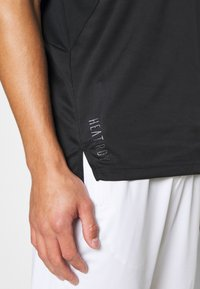 adidas Performance - Sports shirt - black - 5