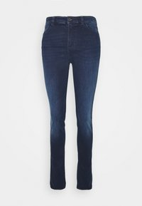 Emporio Armani - POCKETS PANT - Jeans Skinny Fit - denim blu - 0