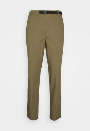 SLHSLIMTAPERED SHANE PANTS - Spodnie materiałowe - capers