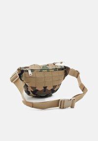 Alpha Industries - TACTICAL WAIST BAG UNISEX - Bum bag - brown - 1